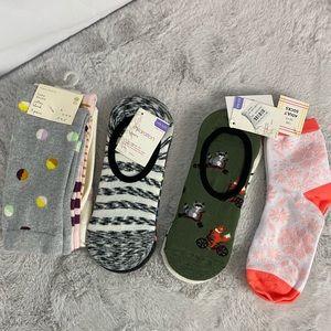 NEW 10 Pairs Target Various Socks